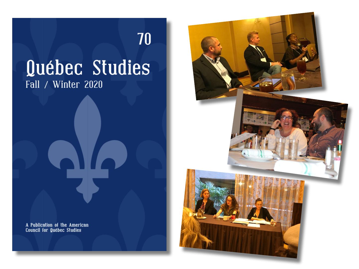 Parution : un dossier sur la Louisiane francophone dans la revue Québec Studies