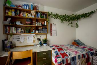 Une chambre en résidence