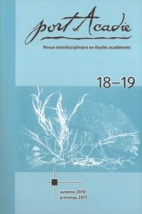Numéros 18-19, automne 2010 et printemps 2011